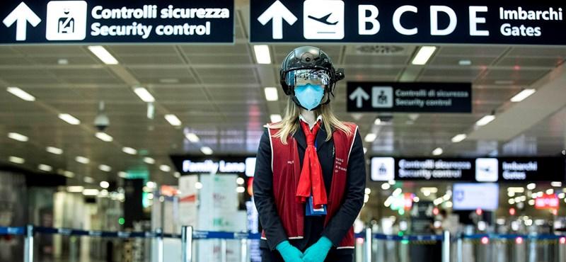 Olaszország nyitásra készül, de Lombardiában még emelkedik a fertőzöttek száma