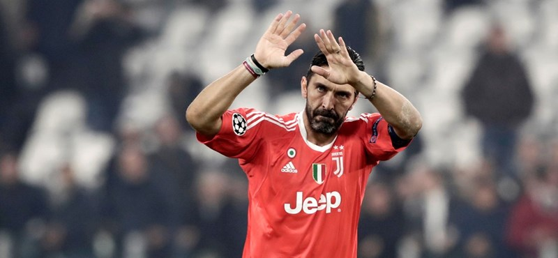 Buffon máris megkapta az első díjat, ami feledtetheti vele az olasz vb-buktát