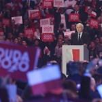 Belharc Varsóban: Kaczynskit felbőszítették, de valójában saját dugájába dőlt