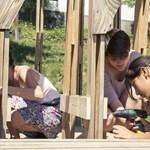 A dizájnnal segíti a MOME a roma gyerekek fejlődését