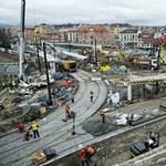Megint változik a közlekedés a Széll Kálmán térnél