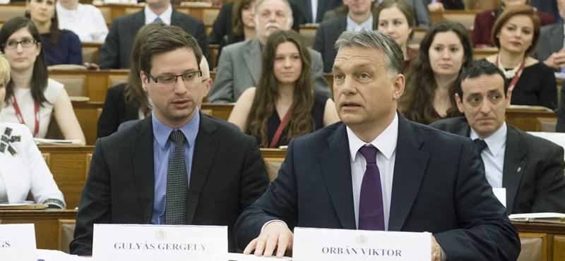 Rátette a rendőr- és katonaképzőre a kezét az Orbán-kormány