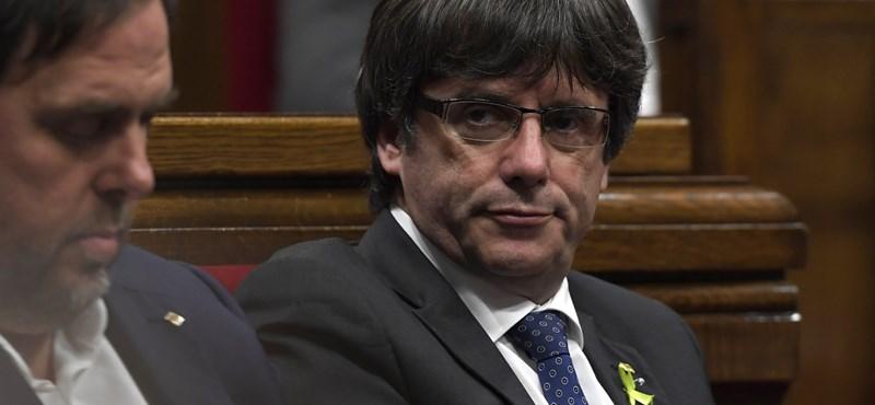 Kiadták a nemzetközi körözést a katalán elnök ellen