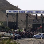 Hatalmas robbanások Dél-Cipruson