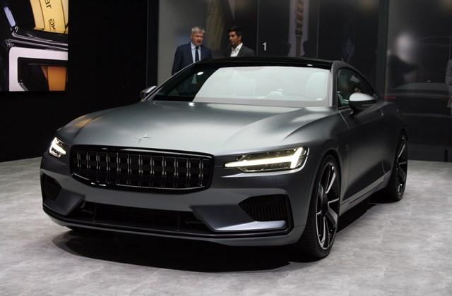 Genfi Autószalon 2018