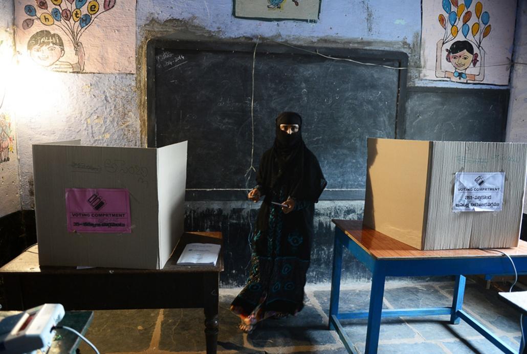 AFP, India választások