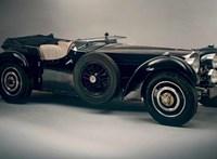 50 évig rejtőzködött ez a Bugatti, ami most 2,8 milliárd forintot érhet
