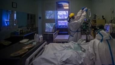 15-re ugrott az új fertőzöttek száma és 1 beteg meghalt