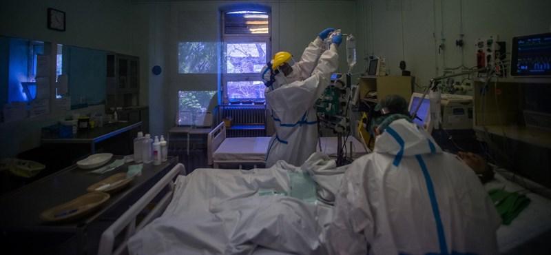 Koronavírus: 27 halott, 920 új fertőzött