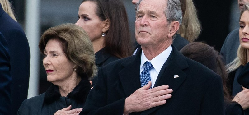 George W. Bush gratulált Bidennek, és elismerte a választás tisztaságát