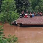 Már Kambodzsában pusztít a laoszi vízerőmű átszakadt gátjánál elszabadult áradat