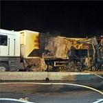 Baleset a 10-es főúton, útzár és súlyos sérültek