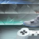 Megint összeállt a PlayStation és az amerikai sztárkosaras, jön az újabb gamercipő