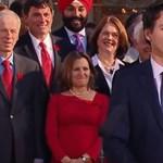 Trudeau hibázott: kanadai miniszterelnököt ilyesmi miatt még nem marasztaltak el