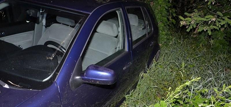 Itt a tavalyi autólopások első statisztikája