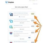 Hogyan növelhetjük meg ingyen Dropbox tárolóterületünket?