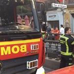 Felrobbant egy táblagép a madridi metrón, sokan pánikba estek – videók