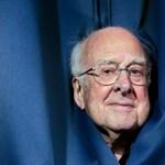 Fotó: Francois Englert és Peter W. Higgs kapta idén a fizikai Nobel-díjat