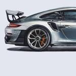 Autós rajzóra: alig 12 óra és kész is egy ilyen fotó minőségű Porsche – videó