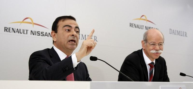 Szabadlábra került a leváltott Nissan-vezér