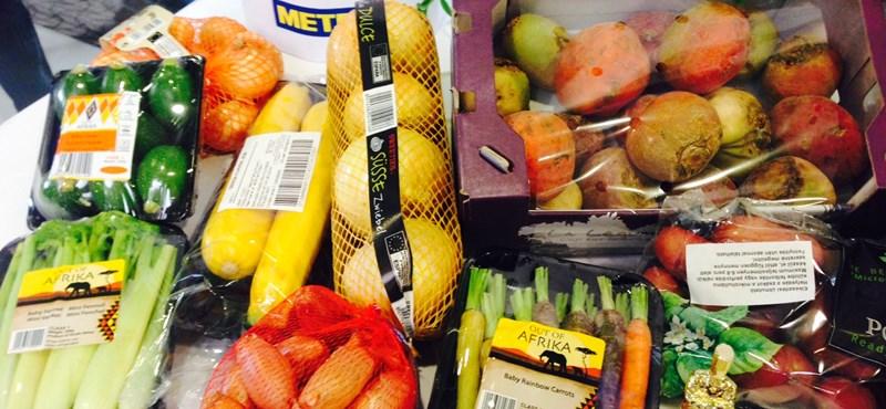 Napi ezer forintot sem költ ételre az átlagos magyar