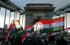 Hídblokád, tüntetés: az utcán folytatják a harcot a túlóratörvény ellen - élő