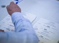 Továbbra is óriási a választókedv – 2,1 millióan szavaztak 13 óráig