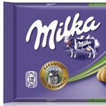 Legyen óvatos a Szlovákiában vásárolt mogyorós Milkával!