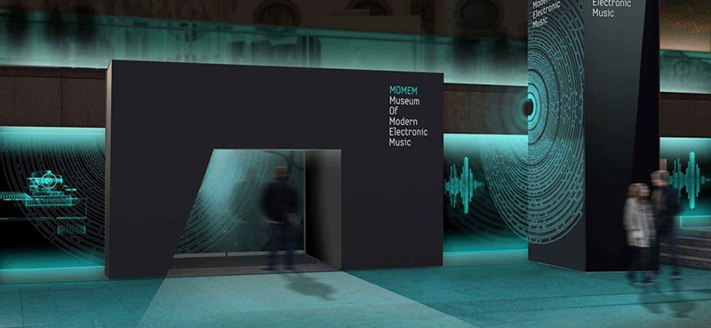 Különleges múzeumot építenek Frankfurtban, év végére készülhet el
