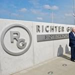 Nagy híre van a Richternek
