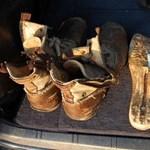 Fotók: 37 gramm fű került elő a cipőtalpból