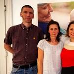 Rácz Zsófia végül találkozott a fiatal tanárokkal