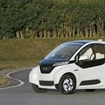 Parányi elektromos autót tesztel a Honda