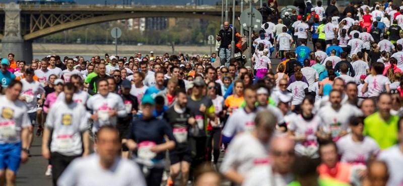 Futóverseny lesz a hétvégén, így változik a fővárosi közlekedés