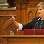 A Miniszterelnökségen dolgozik Szili Katalin