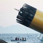 Hajókatasztrófa: újabb holttestet találtak