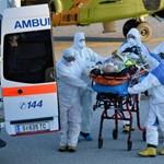 Világháborús bomba miatt részben kiürítettek egy koronavírusos betegeket is kezelő kórházat Németországban