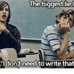 Tíz hiba, amit minden elsőéves egyetemista elkövet - lista