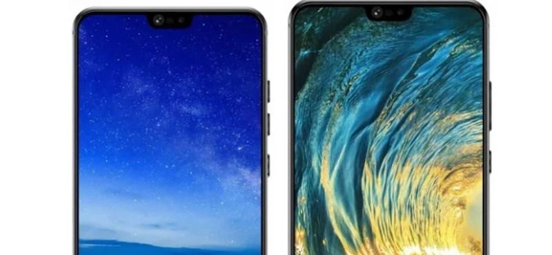 Infók, képek, árak: rengeteg minden kiszivárgott a Huawei P20 csúcstelefonról