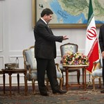 Iráni elnök: összeesküdtek a szíriai nép ellen