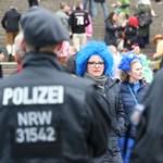 Már ötvenöt feljelentést tettek Kölnben szexuális bűncselekmények miatt