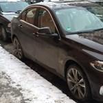 Olyan BMW tűnt fel, ami itt nem is lehetne – fotó