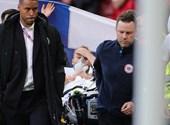 Összeomlottak a dán játékosok az Eriksennel történtek után