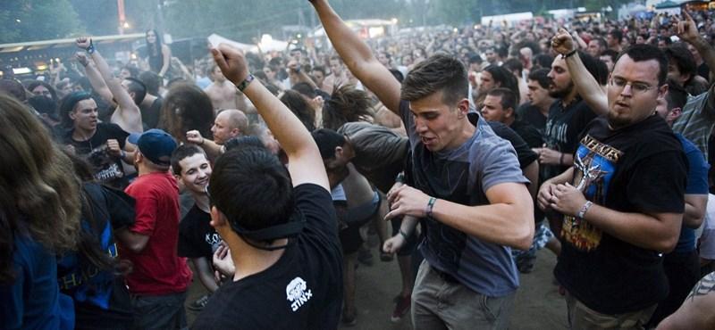 Több mint nyolcvanezren a Hegyalja Fesztiválon