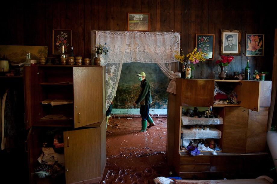 Fotó: két éve ömlött ki a vörösiszap