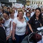 Pénteken újra nagynak ígérkező tüntetés lesz