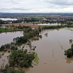 Teljesen elzárt egy borsodi települést az árvíz