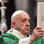 Rendkívüli szertartásra készül Ferenc pápa a világjárvány miatt