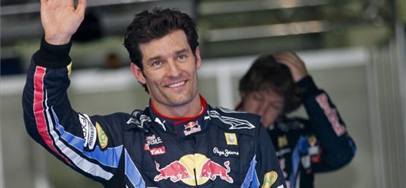 Webber szerződését meghosszabbították 2011 végéig