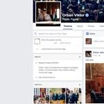 Orbánt is lehetett értékelni a Facebookon, de pikk-pakk levették
